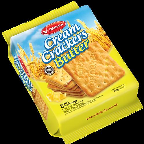 Cream Crackers Butter 262g