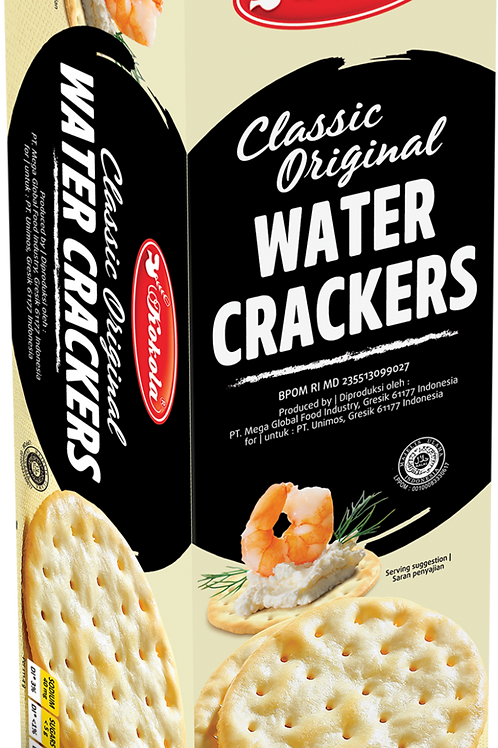 Original Water Crackers 125g