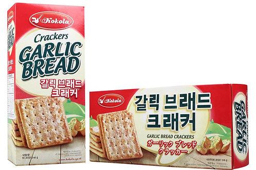 Garlic Bread Crackers 216g