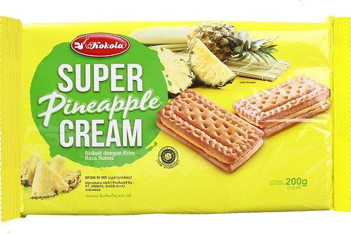 Super Cream Pineapple 200g