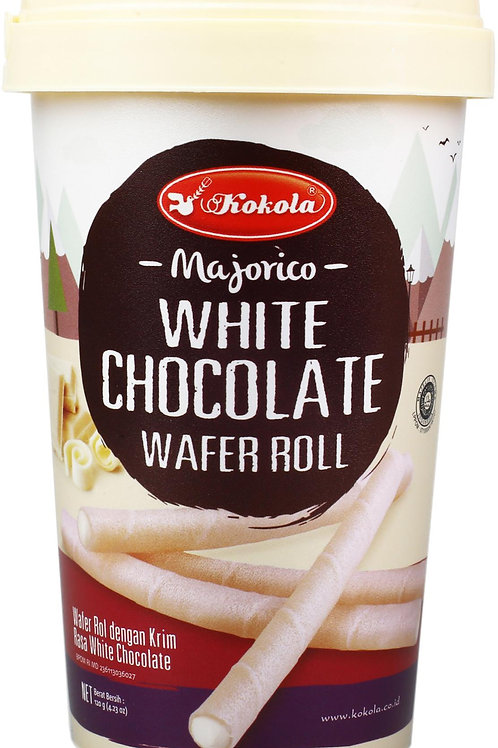 Mini Majorico White Chocolate 120g