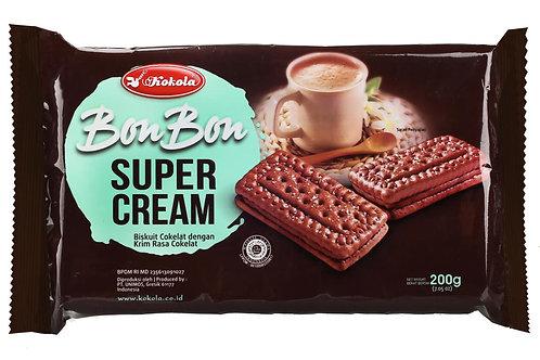 Super Cream Chocolate 200g
