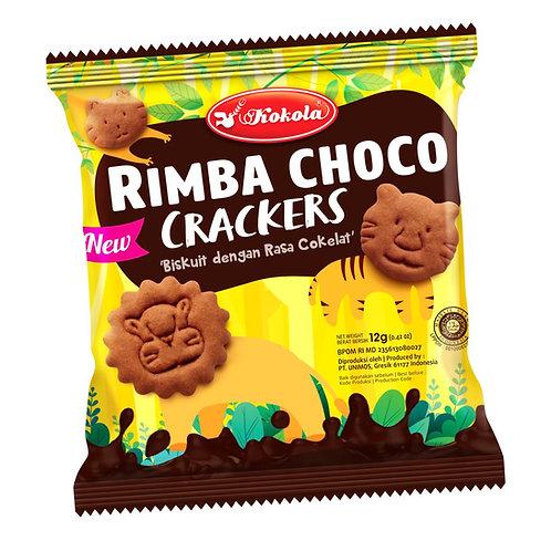 Rimba Choco Crackers 12g