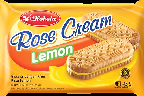 Rose Cream Lemon 23g
