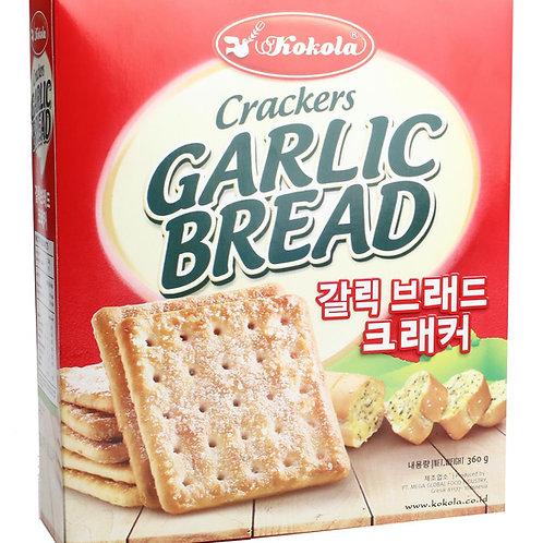 Garlic Bread Crackers 360g