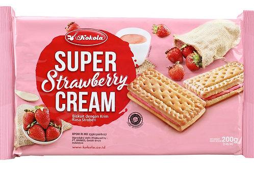 Super Cream Strawberry 200g