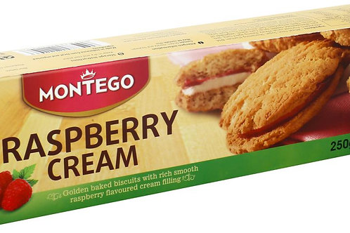 Montego Raspberry 250g