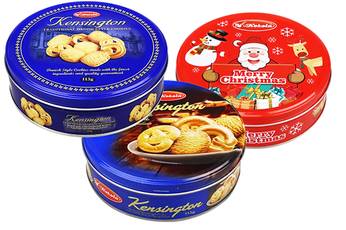 Kensington Danish Butter Cookies 113g