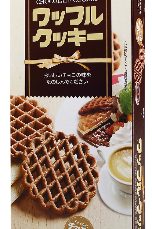 Waffle  Biscuit Chocolate 100g