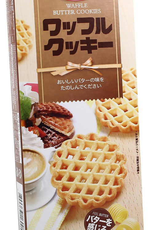 Waffle Biscuit Butter 100g