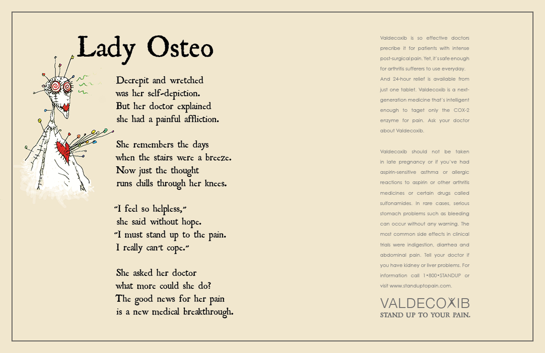 Valdecoxib Lady Osteo