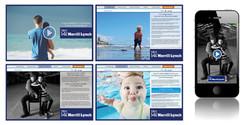 Merrill Lynch Edge Mobile Campaign