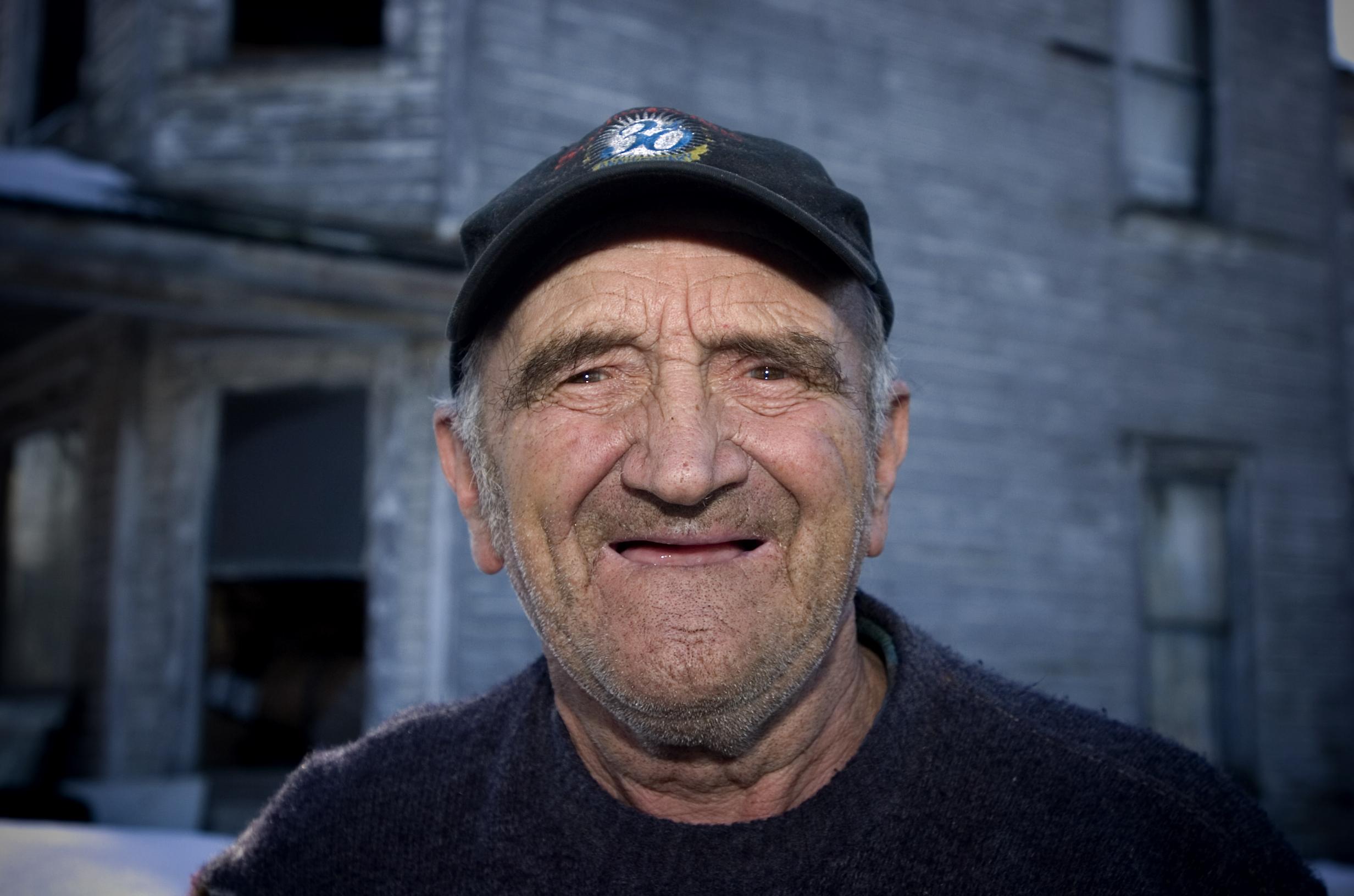 Portrait Of A Millionaire