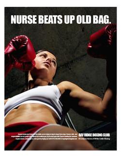 Brooklyn Boxing Club Nurse