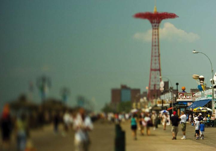 Parachute Coney Island
