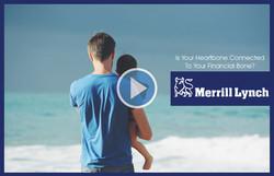 Merrill Lynch Edge Website Landing Page