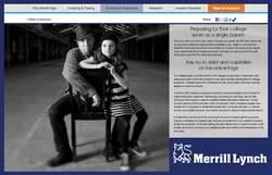 Merrill Lynch Edge Website Guidance & Retirement