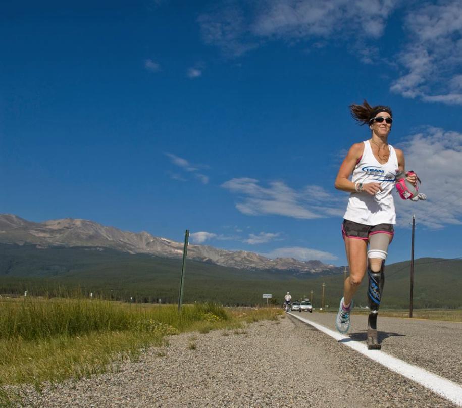 Leadville 100 Mile Trail Race