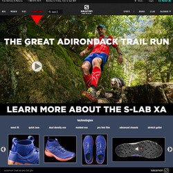 Solomon The Great Adirondack Trail Run