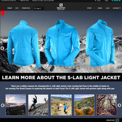 Solomon S-LAB Light Jacket