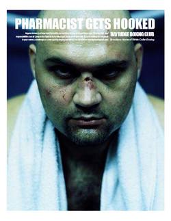Brooklyn Boxing Club Pharmacist