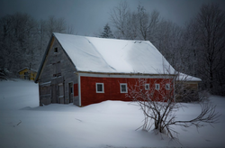 Vermont In January