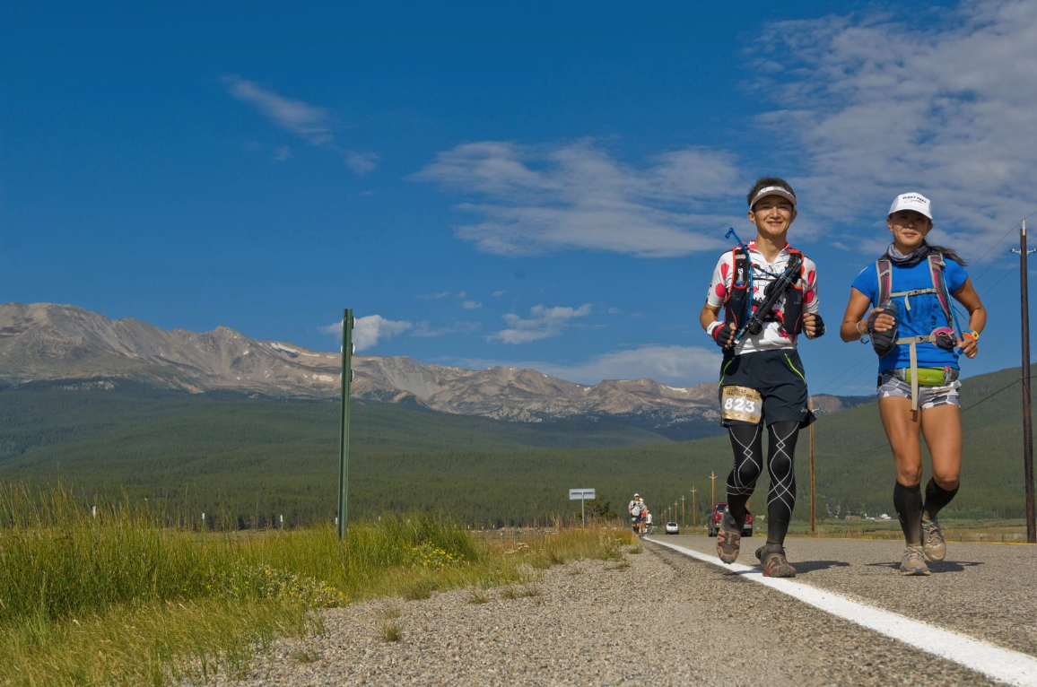 Leadville 100 Mile Trail Race