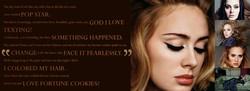 Adele Banner True Story