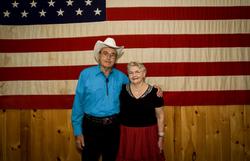 Roy & Dale Flag