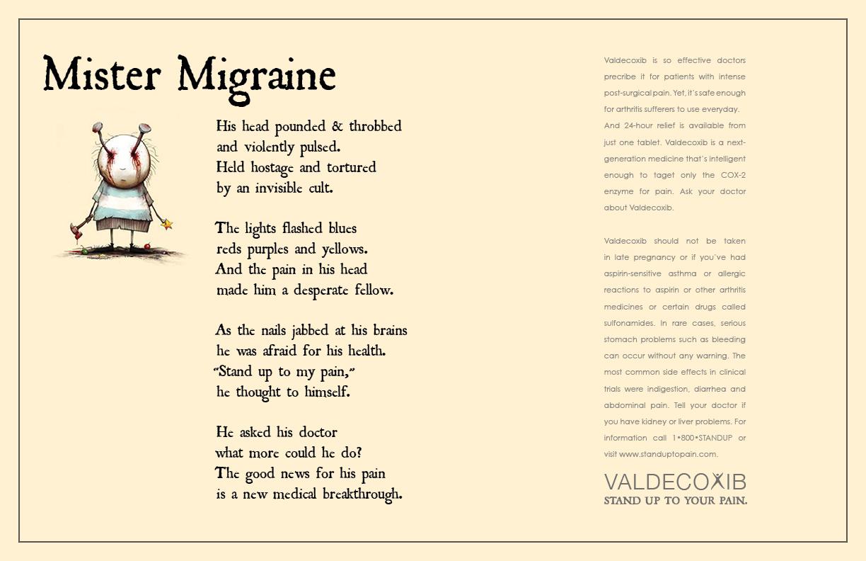 Valdecoxib Mister Migraine