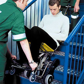 non emergency wheelchair,stairs, gurney transportation