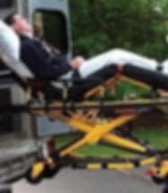 non emergency wheelchair,stairs, gurney transportation