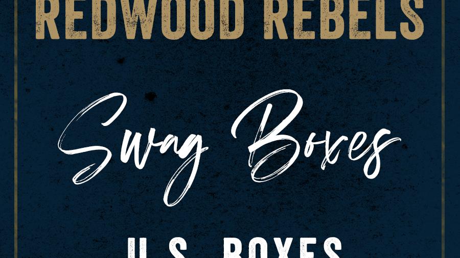 Redwood Rebels Swag Box