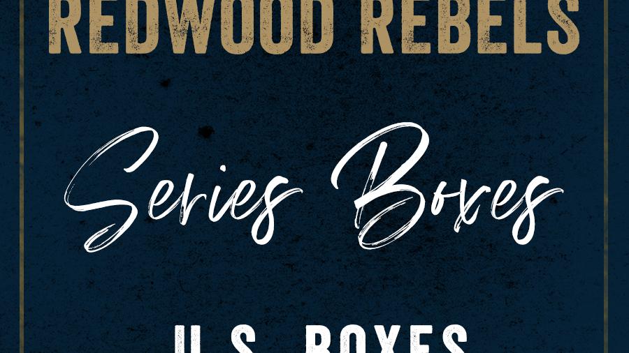 Redwood Rebels Series Box