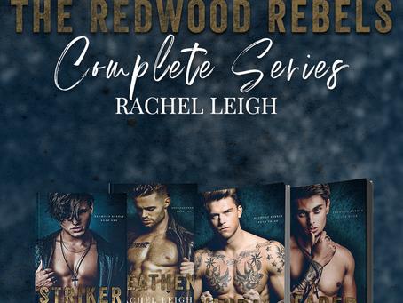 Binge the COMPLETE Redwood Rebels Series!