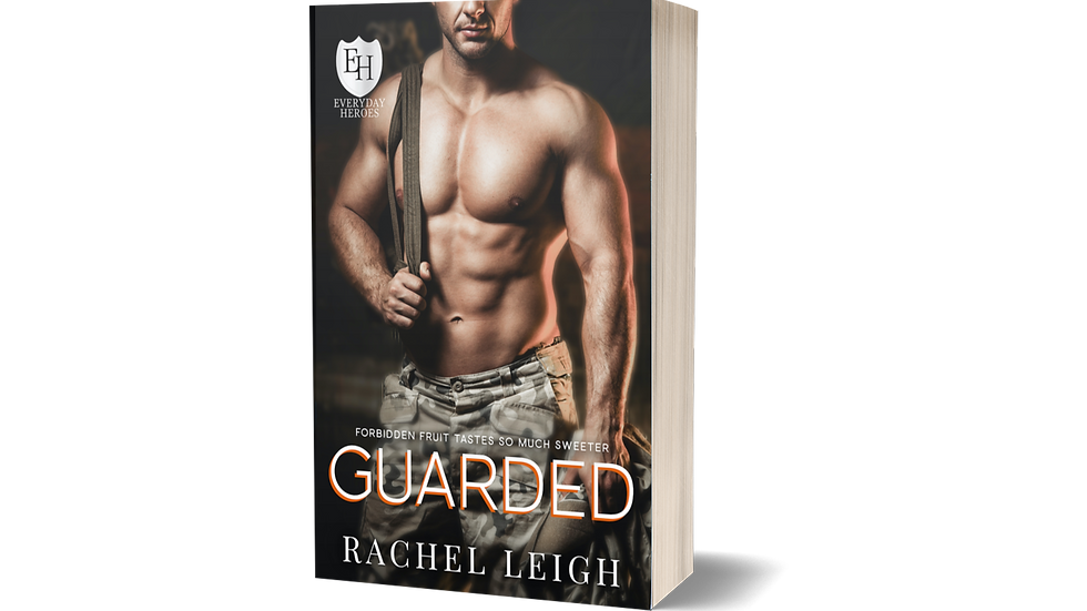 Guarded Signed Paperback