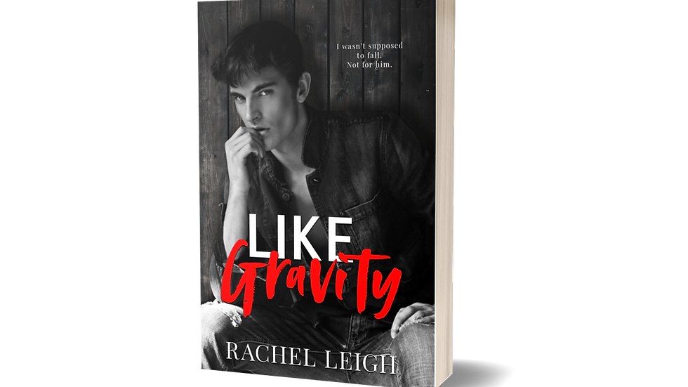 Like Gravity Signed Paperback