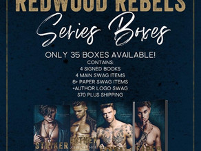 ★SERIES BOXES ARE HERE★