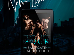 FOUR is LIVE!