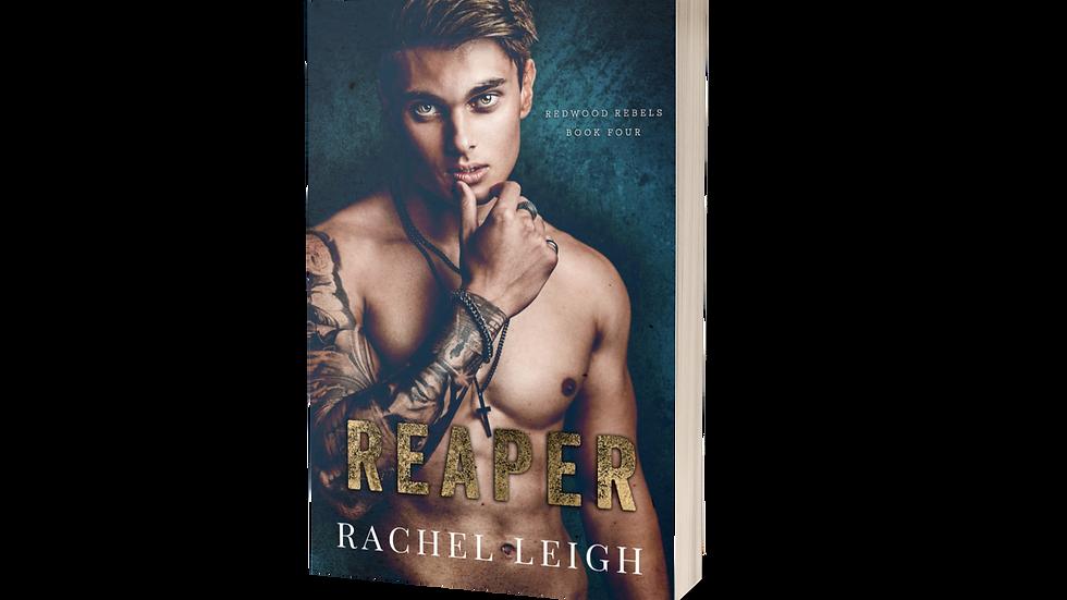 Reaper Signed Paperback