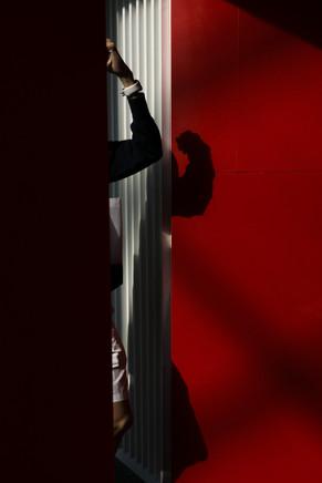The shadow reveals your true identity (Singapore)