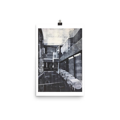 Courtyard, Bath