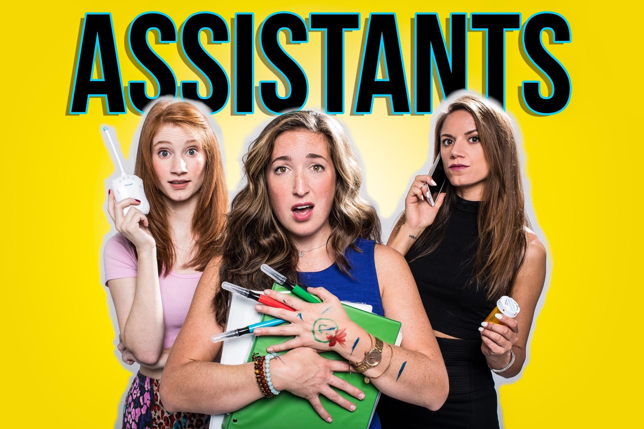 Assistants poster
