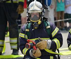 пожарный обучение
