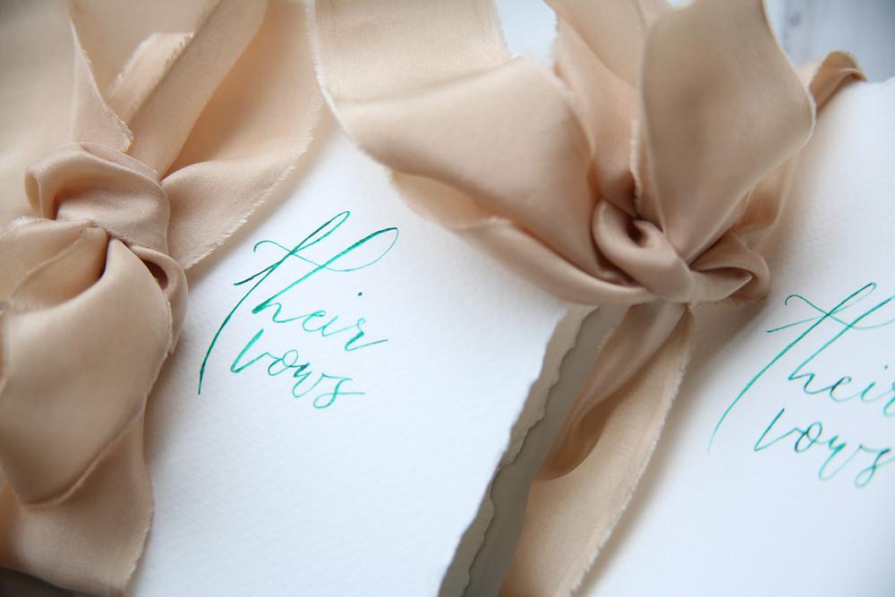 Non binary gender fluid wedding planning vows