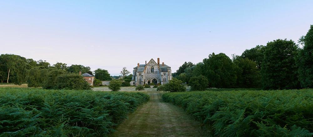 Butley Priory Wedding Venue