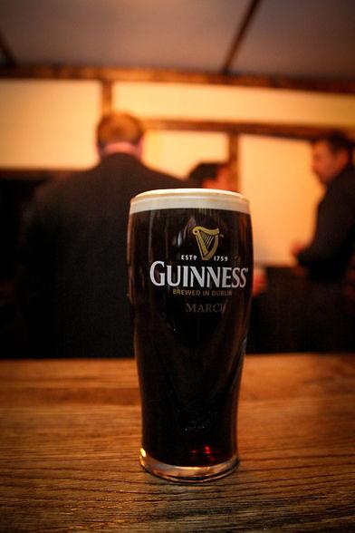 The Rambling Inn Perfect Guinness