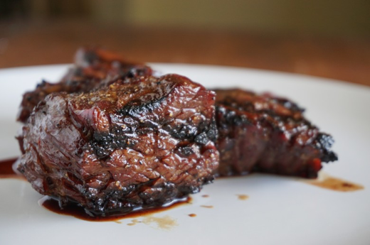 The RamblingInn Jameson marinated Steak Tips
