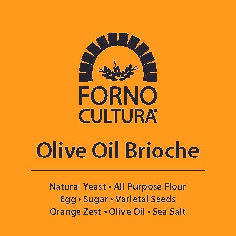 Olive oil Brioche