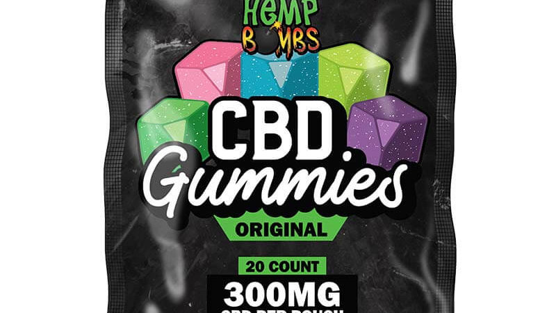 20ct Gummy's 15mg